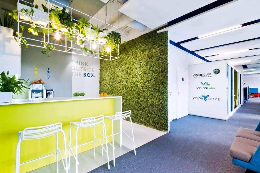 VisionCube office Krakow