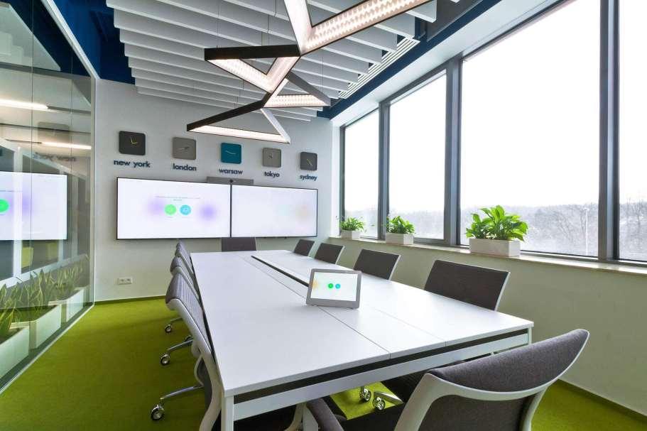 VisionCube - Inteligentne biuro 2