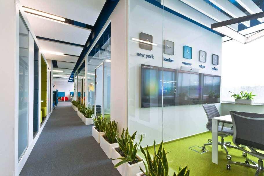 VisionCube - 3Inteligentne biuro